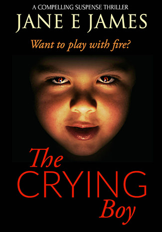 The Crying Boy book cover